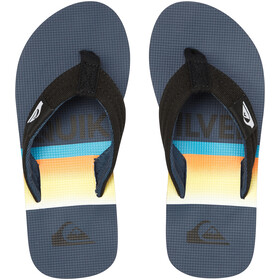 Quiksilver Molokai Layback Sandals Youth, azul